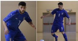 Calcio a 5. Sandro Abate, Ettorre e Nasta convocati in nazionale