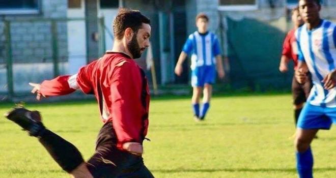 Marco Liuni allo Spazio Talent Soccer