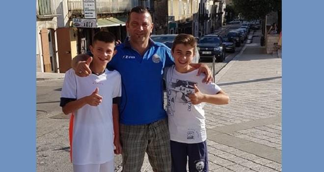 Mr. Ludovico con Marzano e Bello