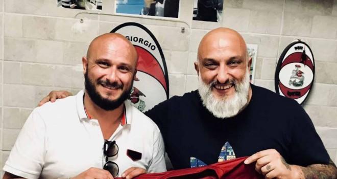 San Giorgio, un ex Salernitana direttore tecnico del settore giovanile
