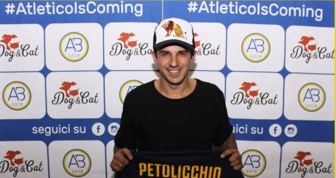 Lo Sporting Giffoni riabbraccia Petolicchio
