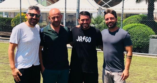 UFFICIALE - Real Casarea, Diego Maradona jr nello staff tecnico