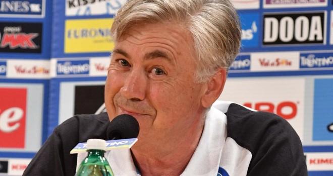 """Napoli, Ancelotti: """"Chelsea? Bei ricordi, faccio gli auguri a Sarri"""""""