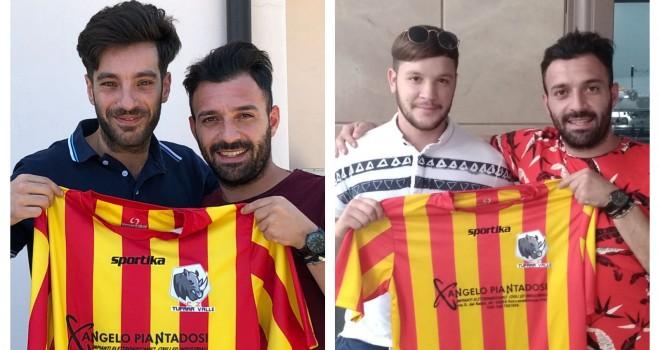 Il Tufara Valle annuncia due ex Atletico Cirignano