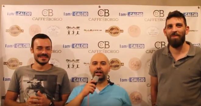 Roberto Carta e Davide Cerri