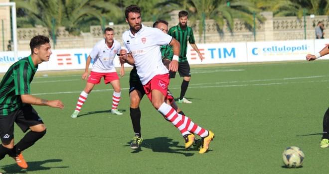 Albrizio all'Unione Calcio Bisceglie