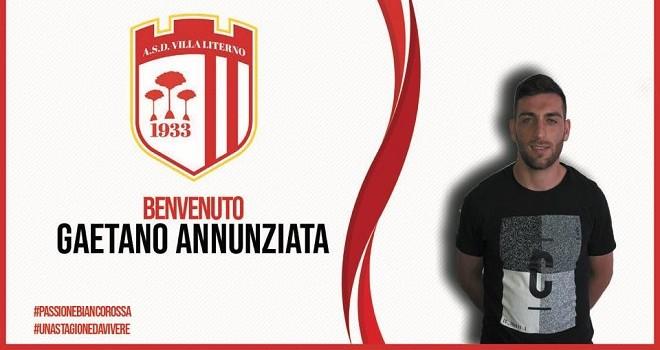 G. Annunziata, Villa Literno
