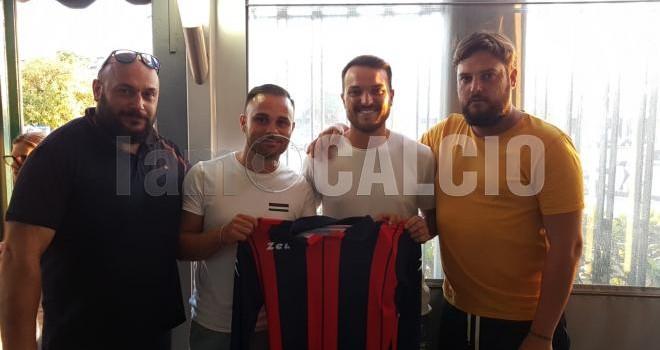Foto Sporting Campania, Pane e Veneruso