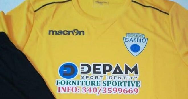 La divisa dell'Equipe Sannio