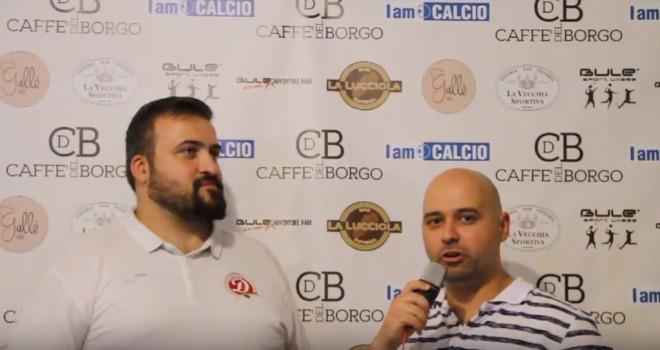 Boldrini, tecnico della Dinamo Omegna