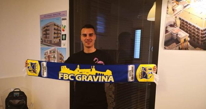 UFFICIALE - Gravina: preso il difensore Riccio