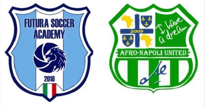 Cantera Afro Napoli, definita la prima scuola calcio associata al club
