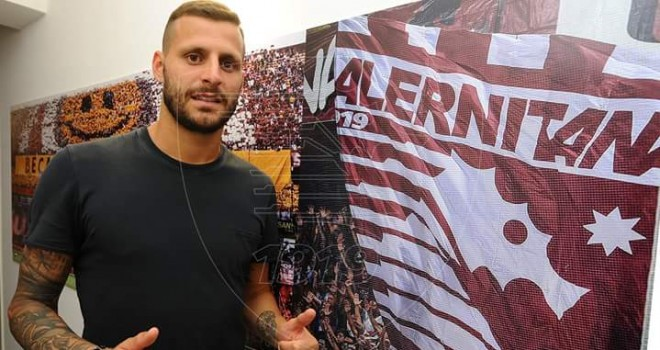 Foto: us Salernitana - Ianuale