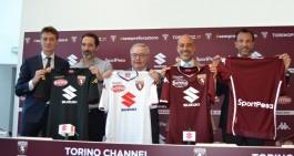 Suzuki è ancora Main Sponsor del Torino Football Club