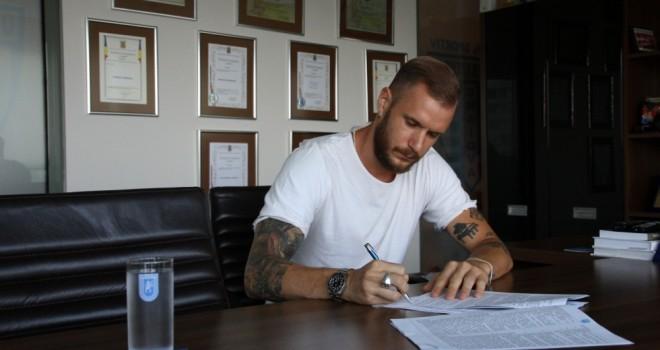 Fedele firma con il Craiova
