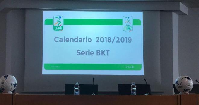 LIVE - Sorteggio in diretta calendario Serie B 2018/19