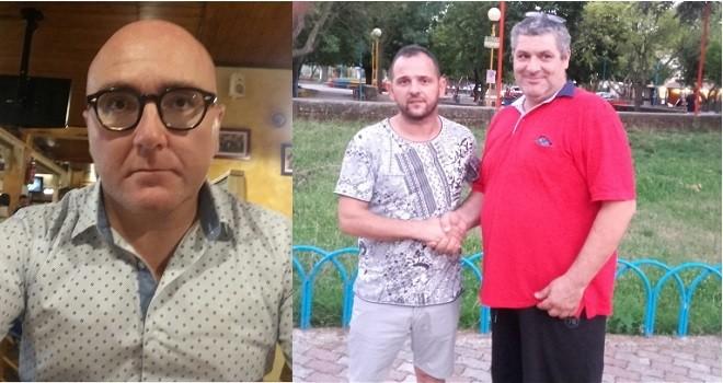 Il D.s Zuppa, Mr. Merolillo e Farina