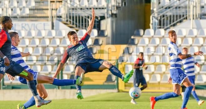 Rolfini insacca il gol qualificazione