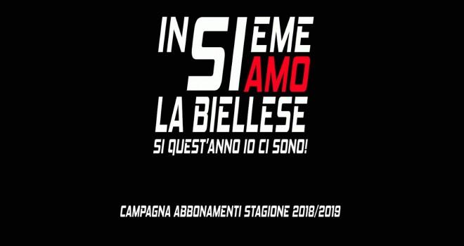 Lo slogan della campagna