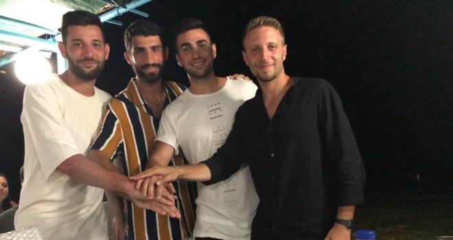Zampetti, Di Pippo, Cristiano e Pagano