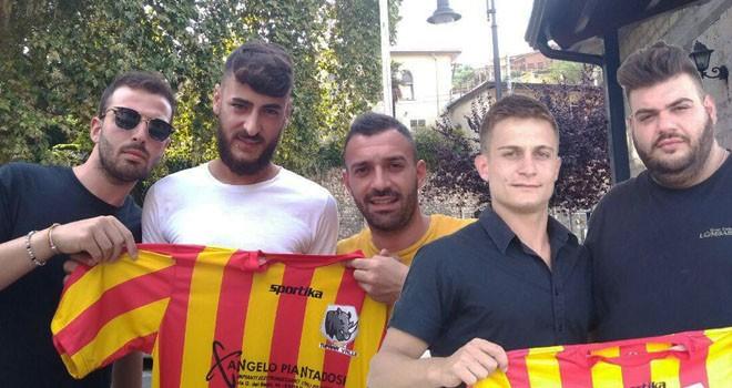 Il Tufara Valle ufficializza due calciatori dal Roccabascerana