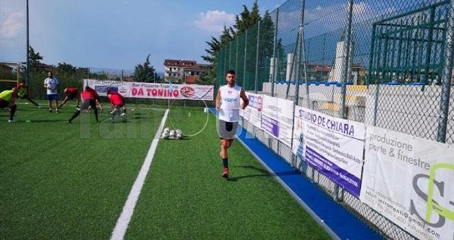 Campobasso, puntellata la difesa: preso Raffaele D'Orsi
