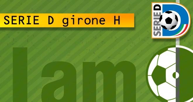 Serie D Girone H 2019 2020