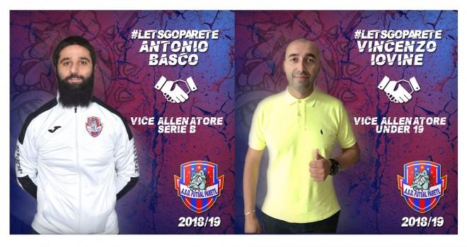 Antonio Basco e Vincenzo Iovine