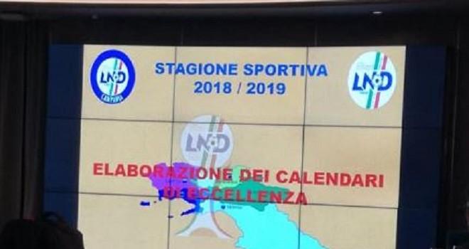 Calendario Eccellenza Girone B.Eccellenza Sorteggiati I Calendari Ecco La 1 Giornata Del