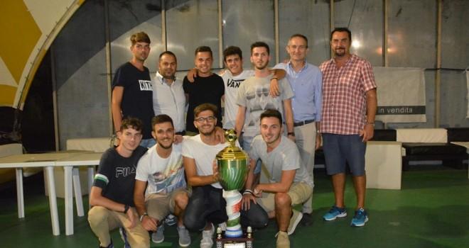 """Vincitori """"Torneo Alba Marina"""" 2018"""