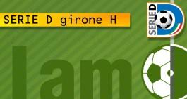 Serie D/H, rinviate due sfide. Tre i derby pugliesi. Il programma