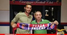 La Casertana preleva un difensore dal Catania