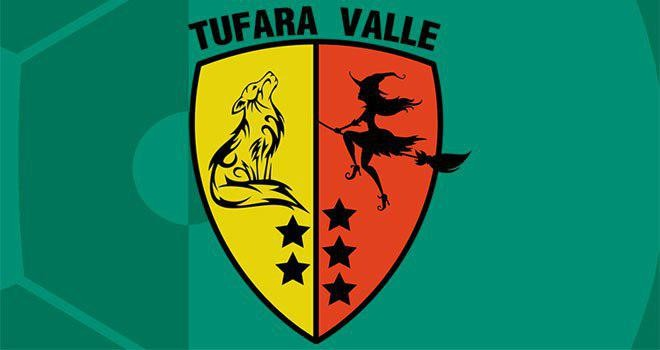 il nuovo logo del Tufara Valle