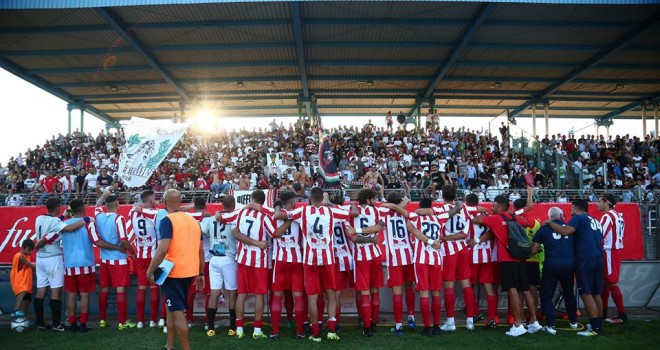 Team Altamura-Audace Cerignola LIVE: segui il match in diretta