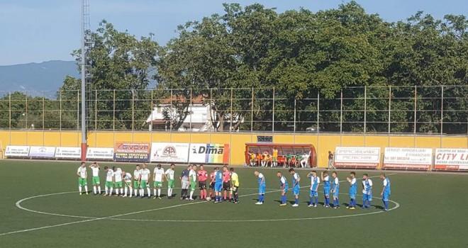 Viribus Somma-Virtus Liburia 2-0: napoletani al turno successivo