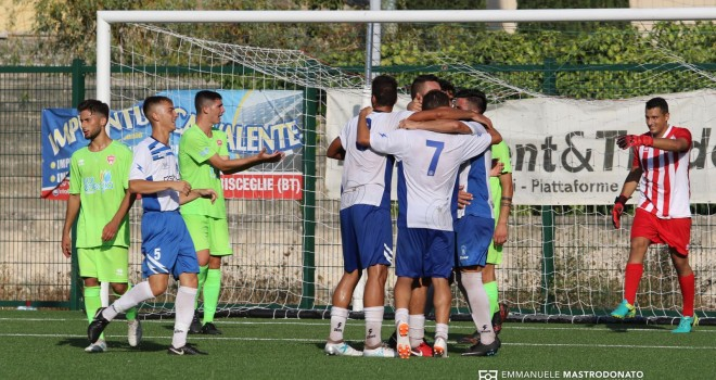 Unione Calcio (ph. Mastrodonato)