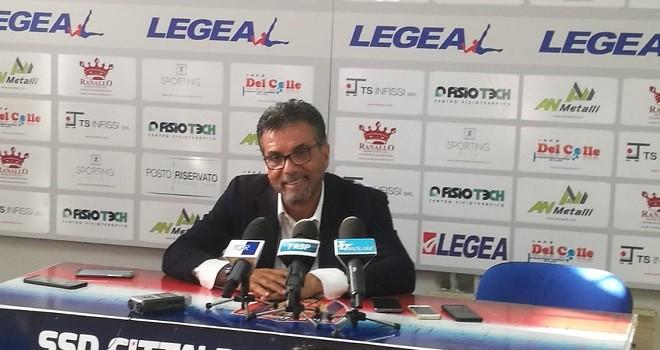 L'ex allenatore rossoblù Mandragora