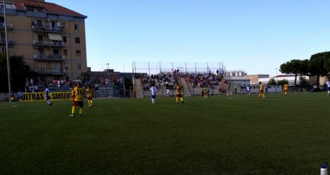 """San Severo e Terlizzi non si fanno del male: è 0-0 al """"Ricciardelli"""""""