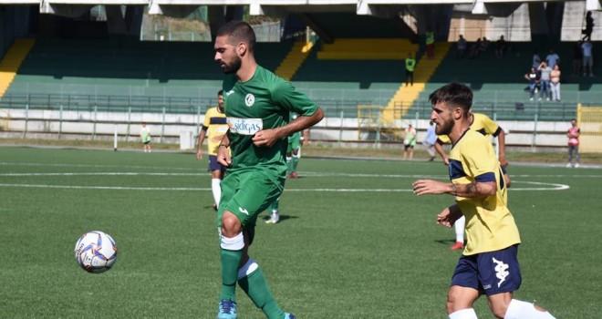 Avellino - Albalonga 2-1: cura Graziani nell'intervallo vale tre punti