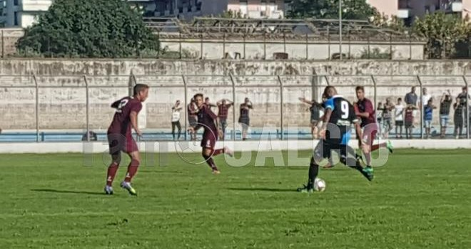 Gladiator-Mondragone 1-0: basta Liccardi, sammaritani al secondo turno