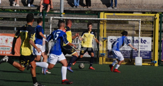 Il Teano supera ancora la Forza e Coraggio per 2-0 e passa il turno