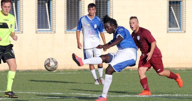 Ginosa - Martina è 0-0