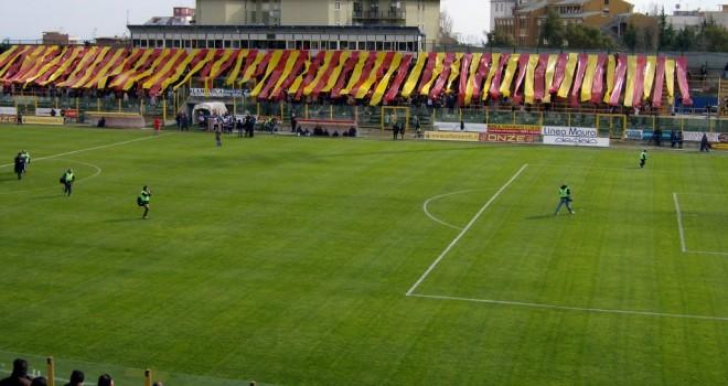 Catanzaro, stadio Nicola Ceravolo