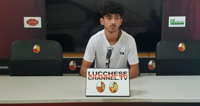 """Un """"millennial"""" di Montesarchio firma con la Lucchese in serie C"""