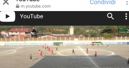 Sanseverinese fermata dal Serino sul 2-2: la sintesi della gara -VIDEO