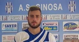 Ginosa, ancora un colpo: dal Taranto arriva il difensore '99 Ciardo
