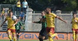 """San Severo, pari di rigore col Corato: 1-1 al """"Ricciardelli"""""""