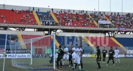 Taranto sorride nell'extratime: la palla di Marsili firma i 3 punti!