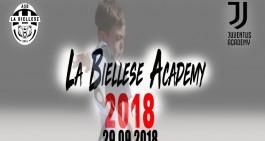 """Sabato scenderanno in campo i Pulcini nel torneo """"La Biellese Academy"""""""