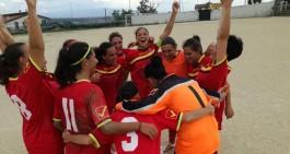 Il Sant'Egidio vince in goleada contro il New Team San Marco